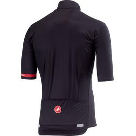 Castelli Mid Weight Short Sleeve Jersey Men light black